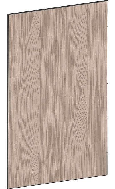 FLAT WALNUT - B39,8 x H65 cm, Täcksida väggskåp, MEB761