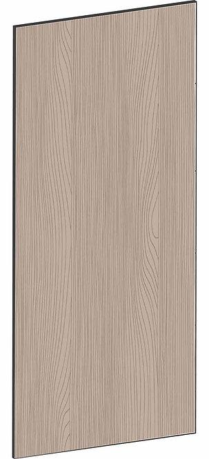 FLAT WALNUT - B39,8 x H88 cm, Täcksida bänkskåp, MEB742