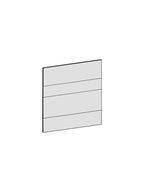 RAW OAK - B39,8 x H40 cm, Täcksida väggskåp, MEB160