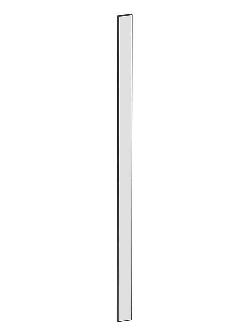 Distanslist i valnöt - H220 cm, MEB815