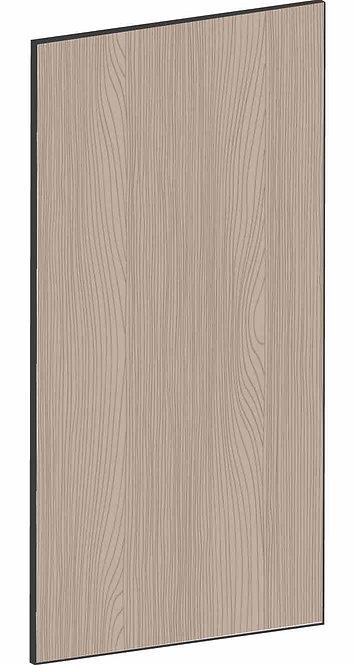 FLAT WALNUT - B30 x H60 cm, Skåplucka väggskåp MEB824