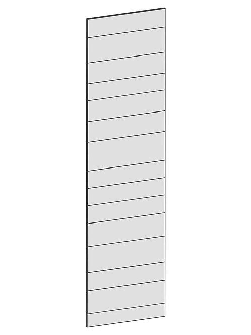 RAW OAK - B62,2 x H228 cm, Täcksida högskåp, MEB157