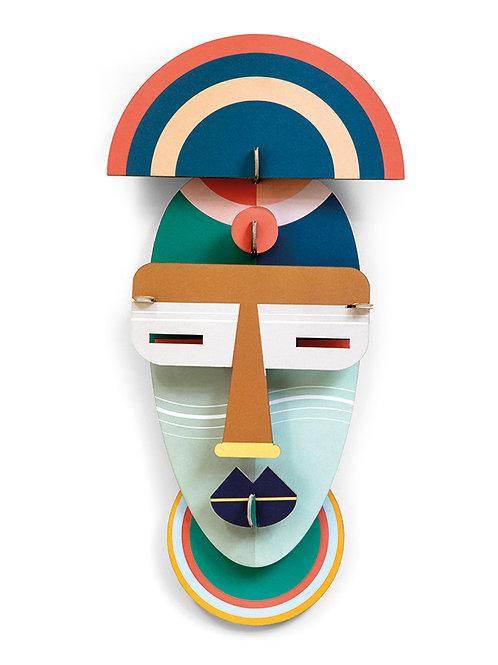 Walldecoration, Brooklyn Mask