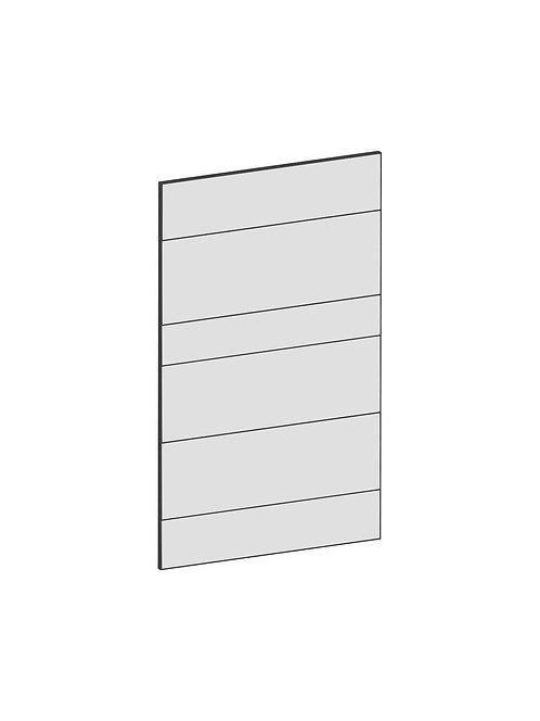 RAW OAK - B39,8 x H65 cm, Täcksida väggskåp, MEB161