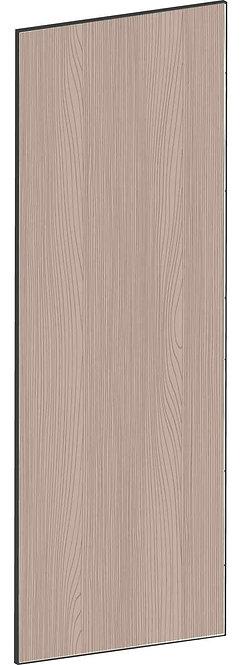 FLAT WALNUT - B30 x H85 cm*, Skåplucka väggskåp MEB705