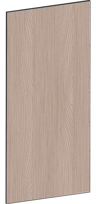 FLAT WALNUT - B39,8 x H85 cm, Täcksida väggskåp, MEB762