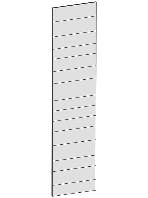 RAW OAK - B62,2 x H248 cm, Täcksida högskåp, MEB159