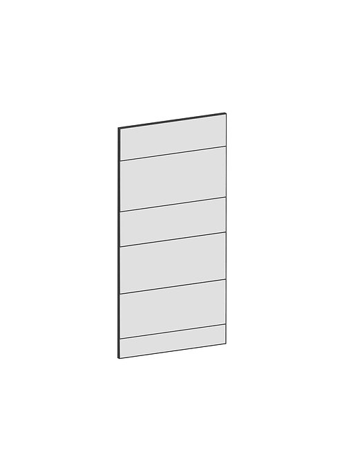 RAW OAK - B30 x H60 cm, Skåplucka väggskåp MEB224