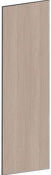 FLAT WALNUT - B62,2 x H208 cm, Täcksida högskåp, MEB755