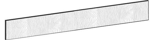 FLAT OAK - B80 x H10 cm, Lådfront, MEB438