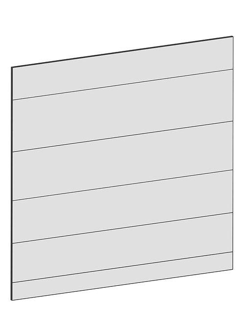 RAW OAK - B99,9 x H88 cm, Täcksida köksö, MEB146