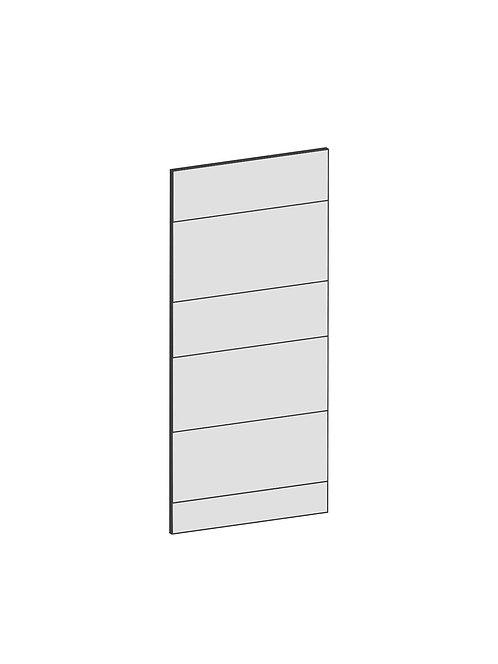 RAW OAK - B30 x H65 cm*, Skåplucka väggskåp MEB102