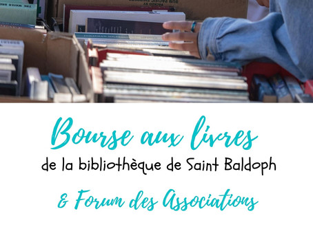 Bourse aux livres !!!!