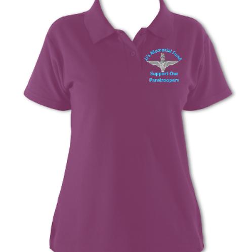 JJMF Womens Polo Shirt