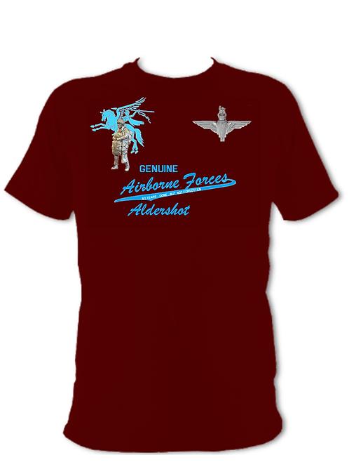 Airborne Soldier Aldershot