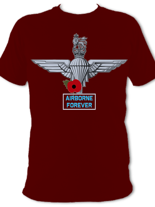 JJMF Remembrance - Airborne Forever - Para
