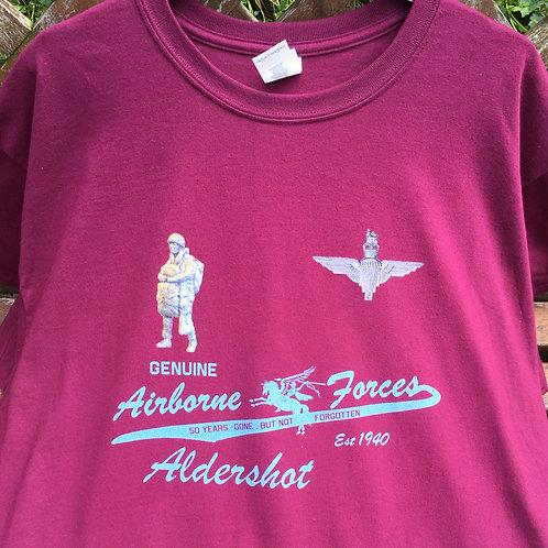 Airborne Soldier Aldershot - v2