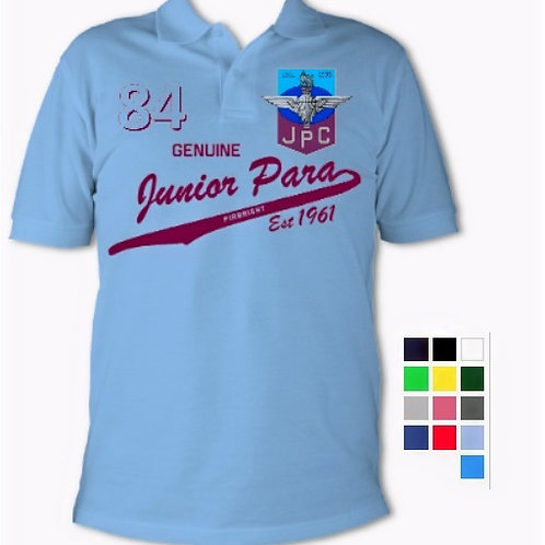 Junior Parachute Company Polo Shirt
