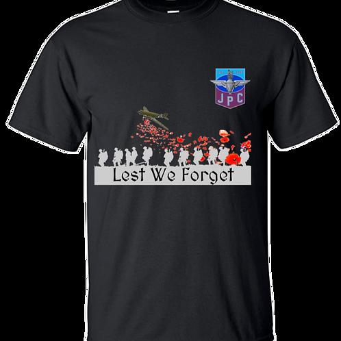 JPC 2021 Remembrance T Shirt