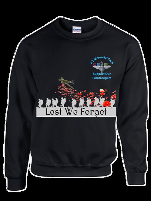 JJMF 2021 Remembrance  Sweatshirt