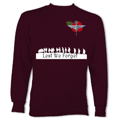 Parachute Regiment Remembrance Sweatshirt
