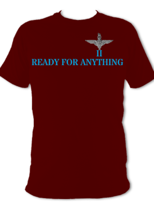 Ready for Anything - Maroon Machine