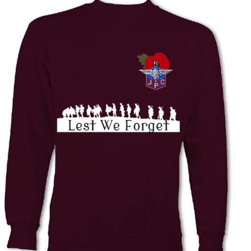 JPC Remembrance Sweatshirt