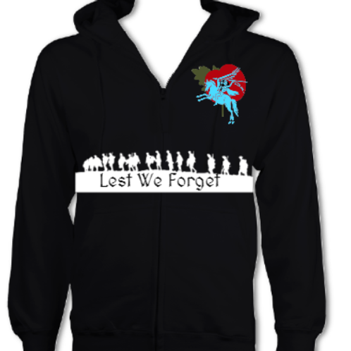 Airborne Forces Remembrance Hoody