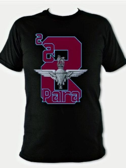 """Para """"Chant"""" T shirt"""