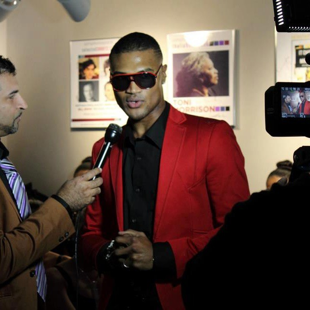 _the latin awards backstage interview #instashot #nocrop #film #music #concert #tv #rapper  #rapero
