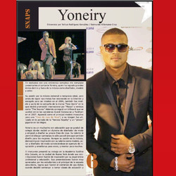 Thank you Barrio Magazine for the two page ADD Yoneiry el Maestro wearing Dolce & Gabbana on the Red