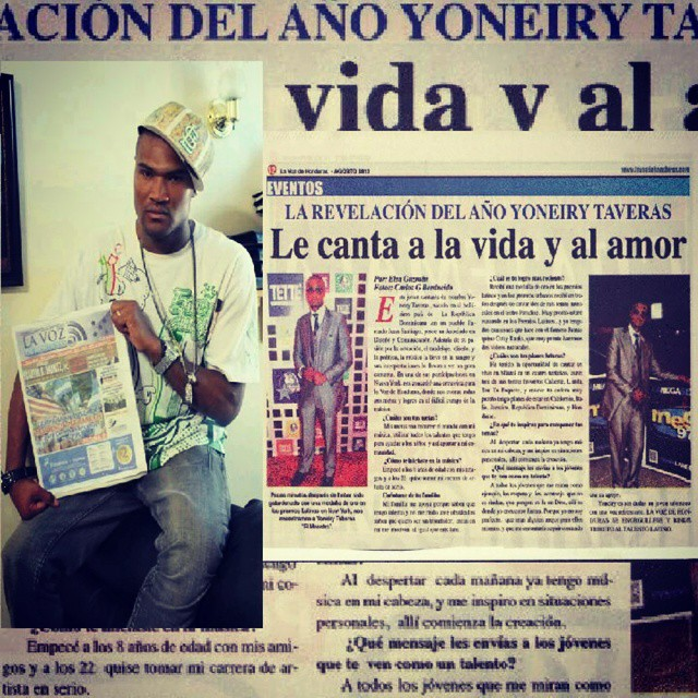 Making news Thank you la Voz de Honduras News papers for the one page ADD