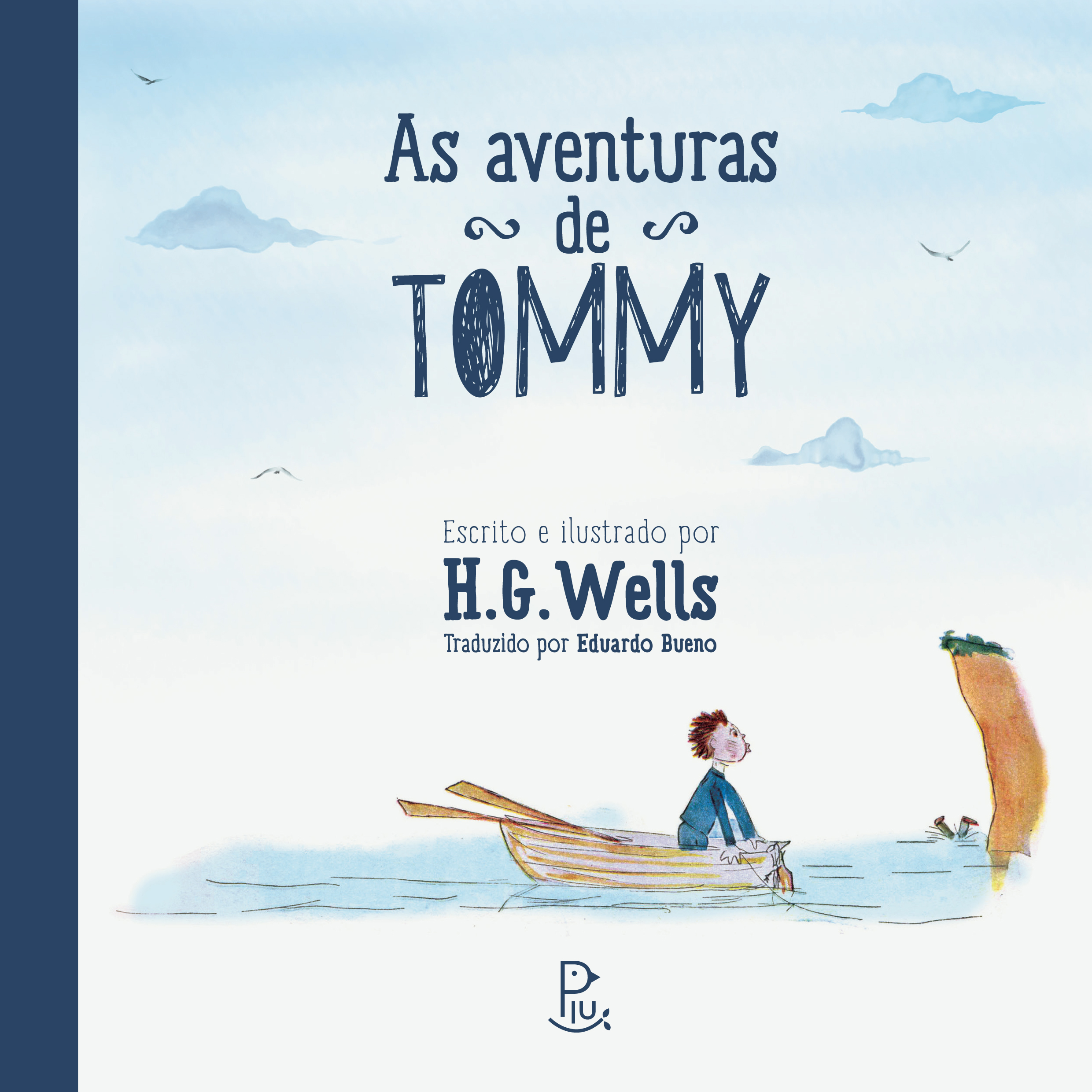 As aventuras de Tommy_capa
