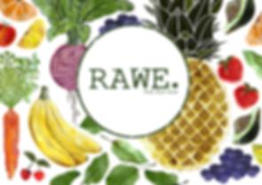 Rawe. Organic Smoothies