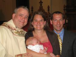 Lucas Baptism