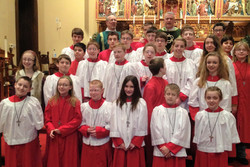 Our Altar Servers are the best!