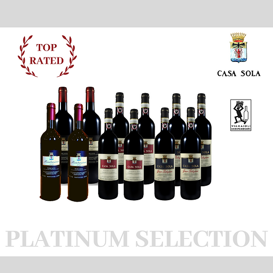 Casa Sola - Platinum Selection