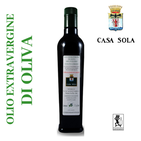 Boost the fragrance and flavour of your dish with a few drops of our Great Extra Virgin Olive Oil