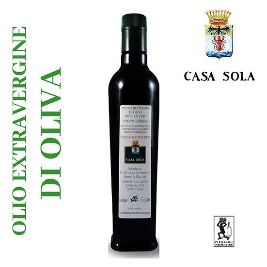Olio di Oliva Extravergine - Casa Sola