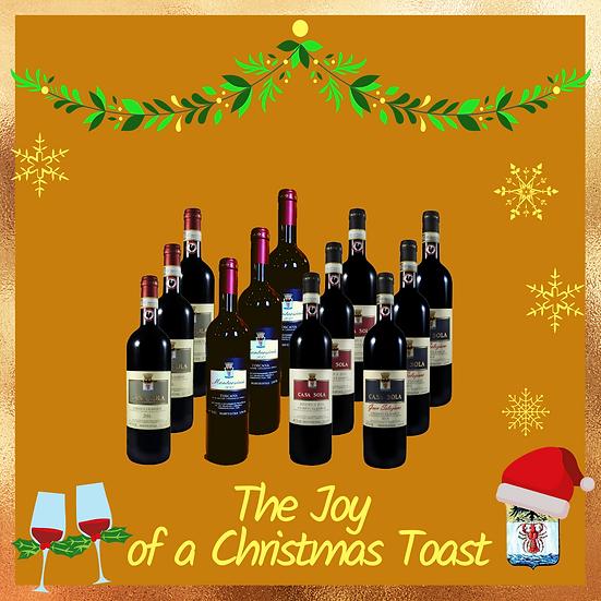 The Joy of a Christmas Toast