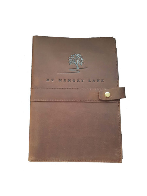 My Memory Lane Leather Edition
