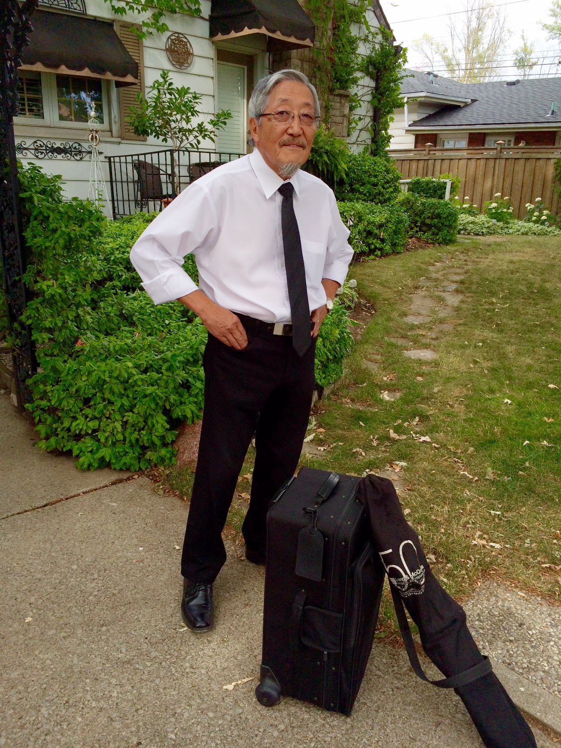 Wes Otsuka, Former Conductor.