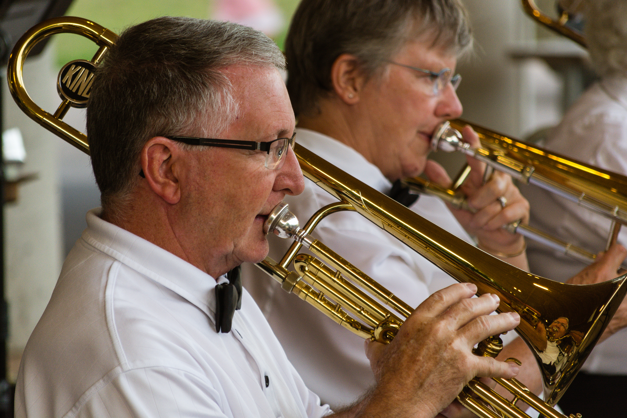 Lloyd Spalding - Trombone