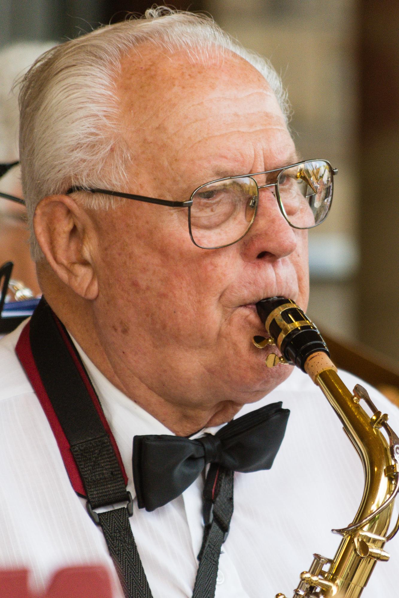 Rudy Wasylenky - Alto Sax