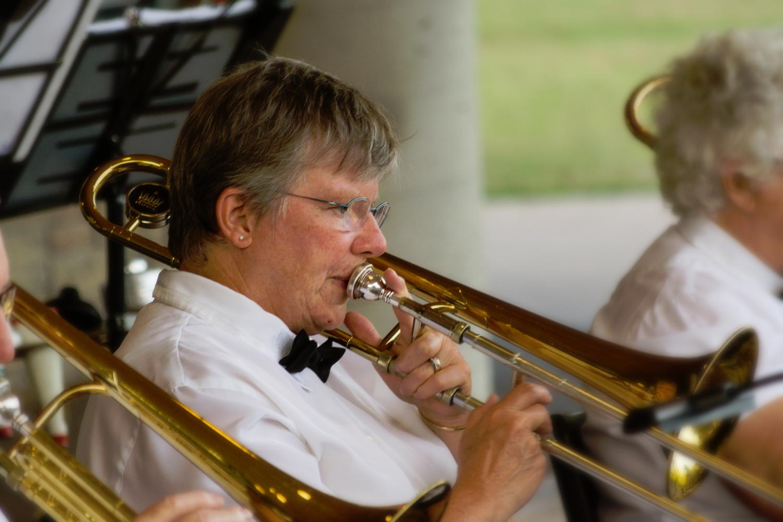 Joanne Romanow - Trombone