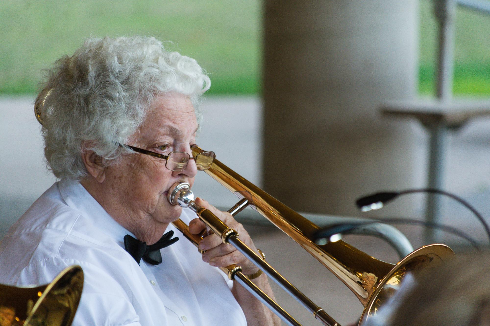 Alex Gall - Trombone