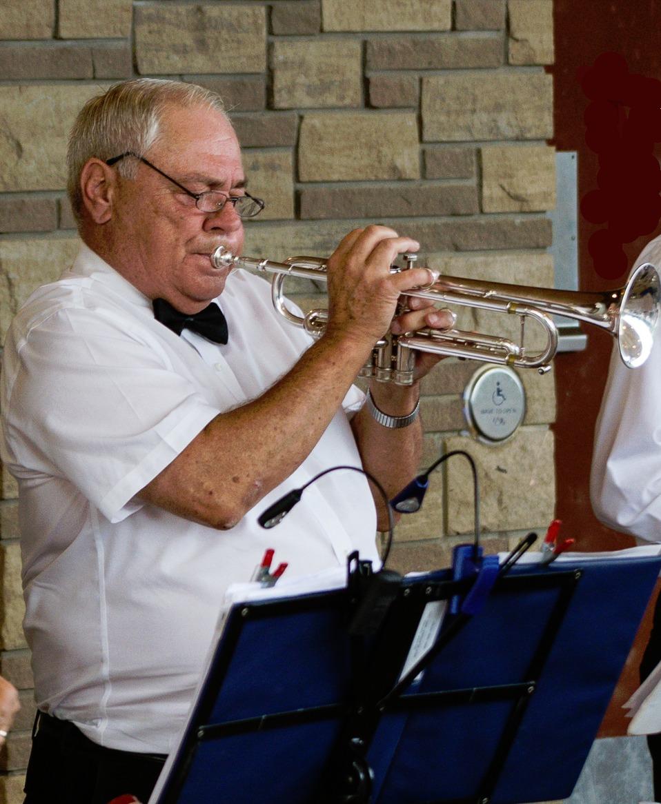 Jim Watkins - Trumpet