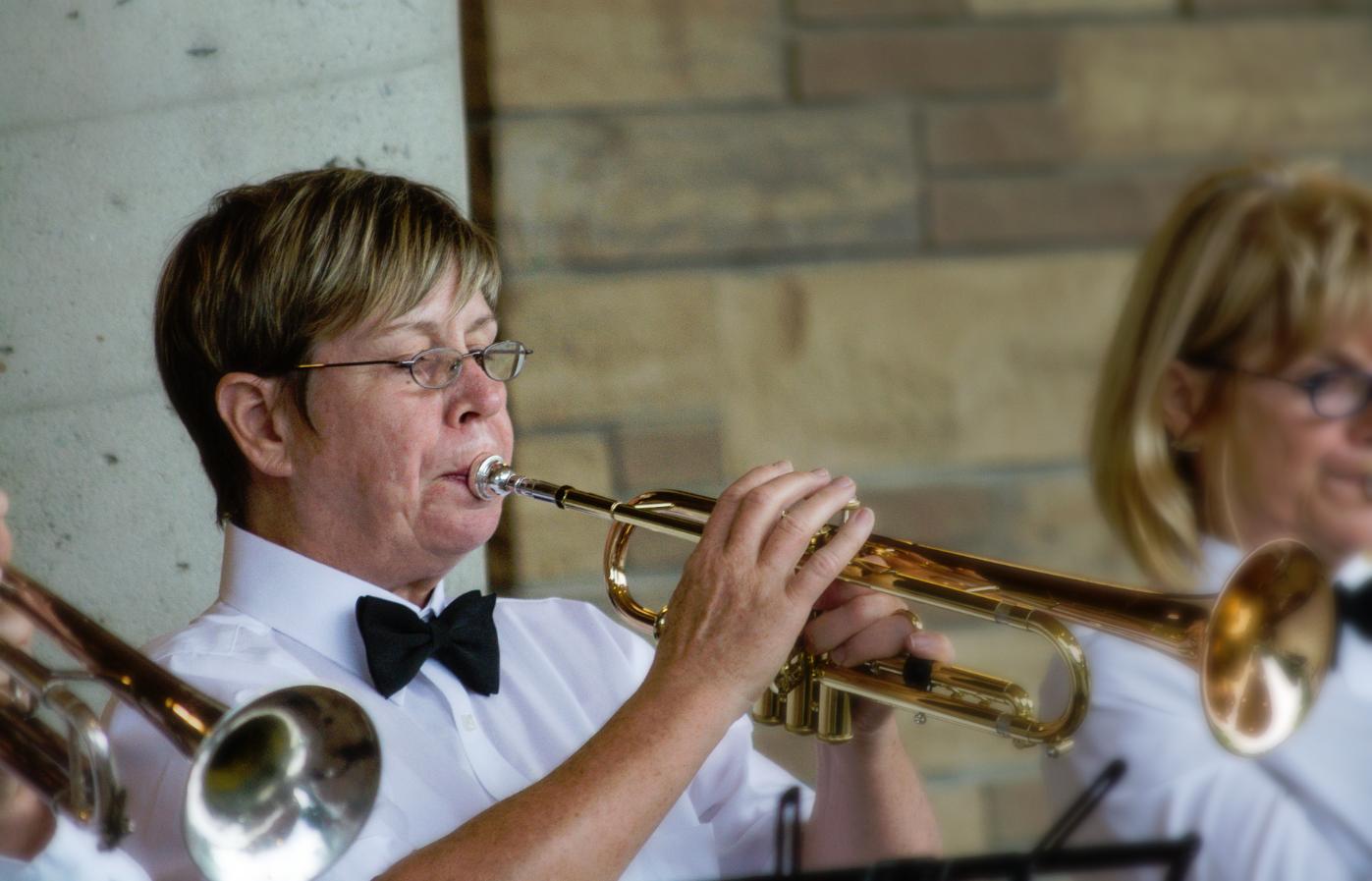 Barb Gatt - Trumpet