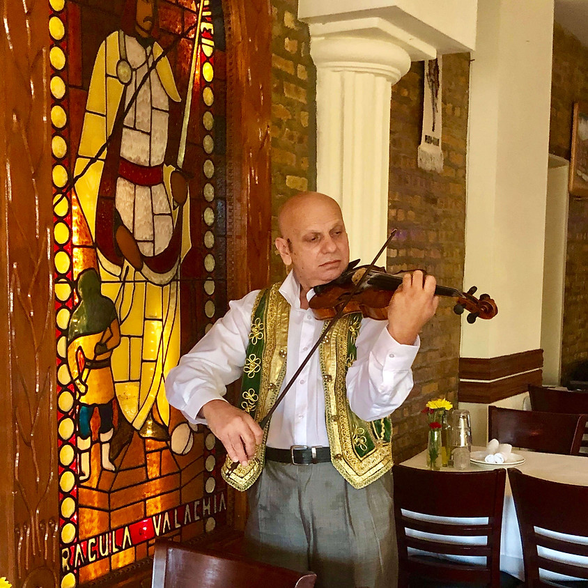 Every Saturday Famous Violin Player
