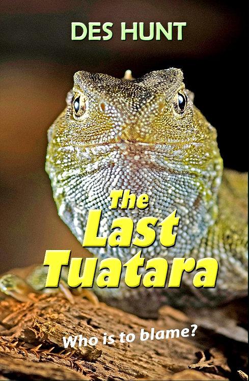The Last Tuatara - epub format